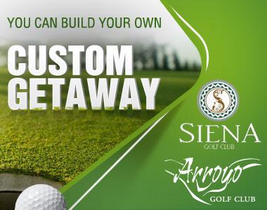 Siena & Arroyo Golf Clubs